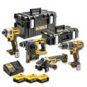 KIT 4 outils 18v DCK 422P3