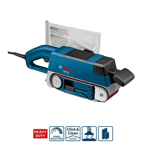 PONCEUSE A BANDE 750W GBS 75AE