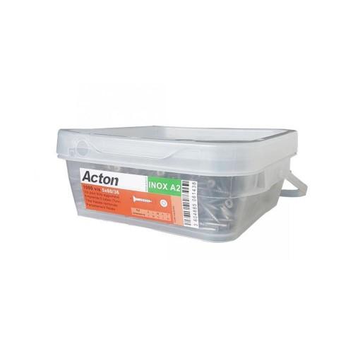 VIS AGGLO INOX A2 62309 TORX