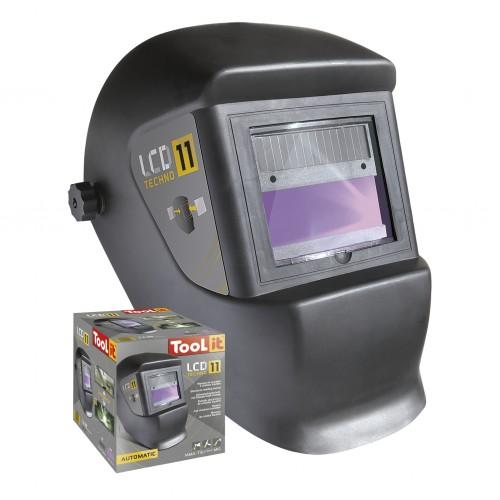 Masque de soudure LCD Techno 11