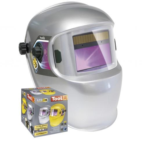 MASQUE LCD PROMAX 9/13 G SILVER