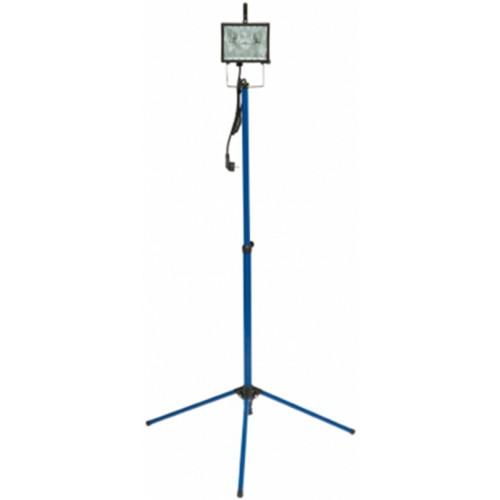Projecteur 400 W sur mât télescopique