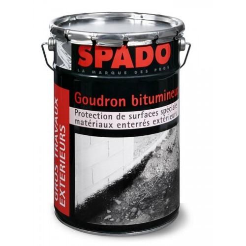 Goudron bitumineux 4L