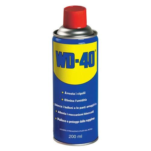 Dégrippant multifonction WD-40 - Spray 200ml