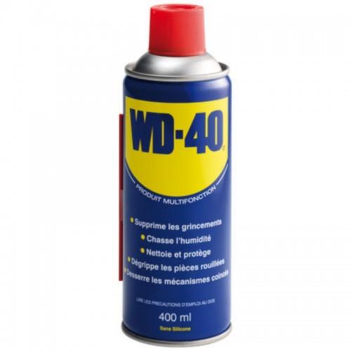 Dégrippant multifonction WD-40 - Spray 400ml