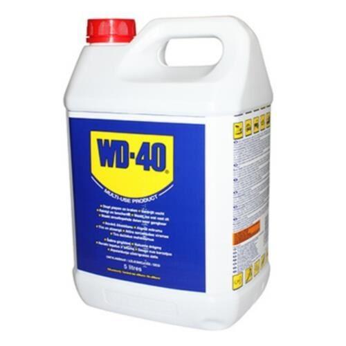 Dégrippant multifonction WD-40 - 5L + Spray