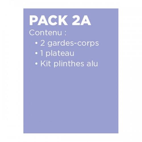 PACK 2A POUR TOTEM2 LINE 180