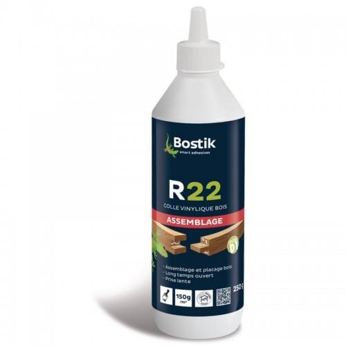 Colle à bois vinylique à prise lente - R22