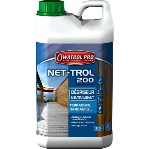 NET-TROL® 200 - Dégriseur Bois