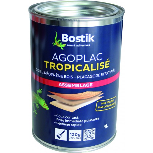 AGOPLAC Liquide Tropicalisé