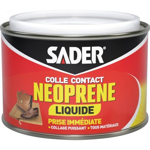 Colle Contact Néoprène Gel