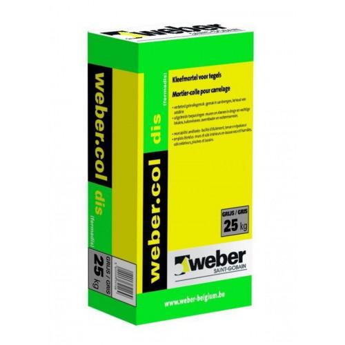 Weber.Col Dis - 25Kg